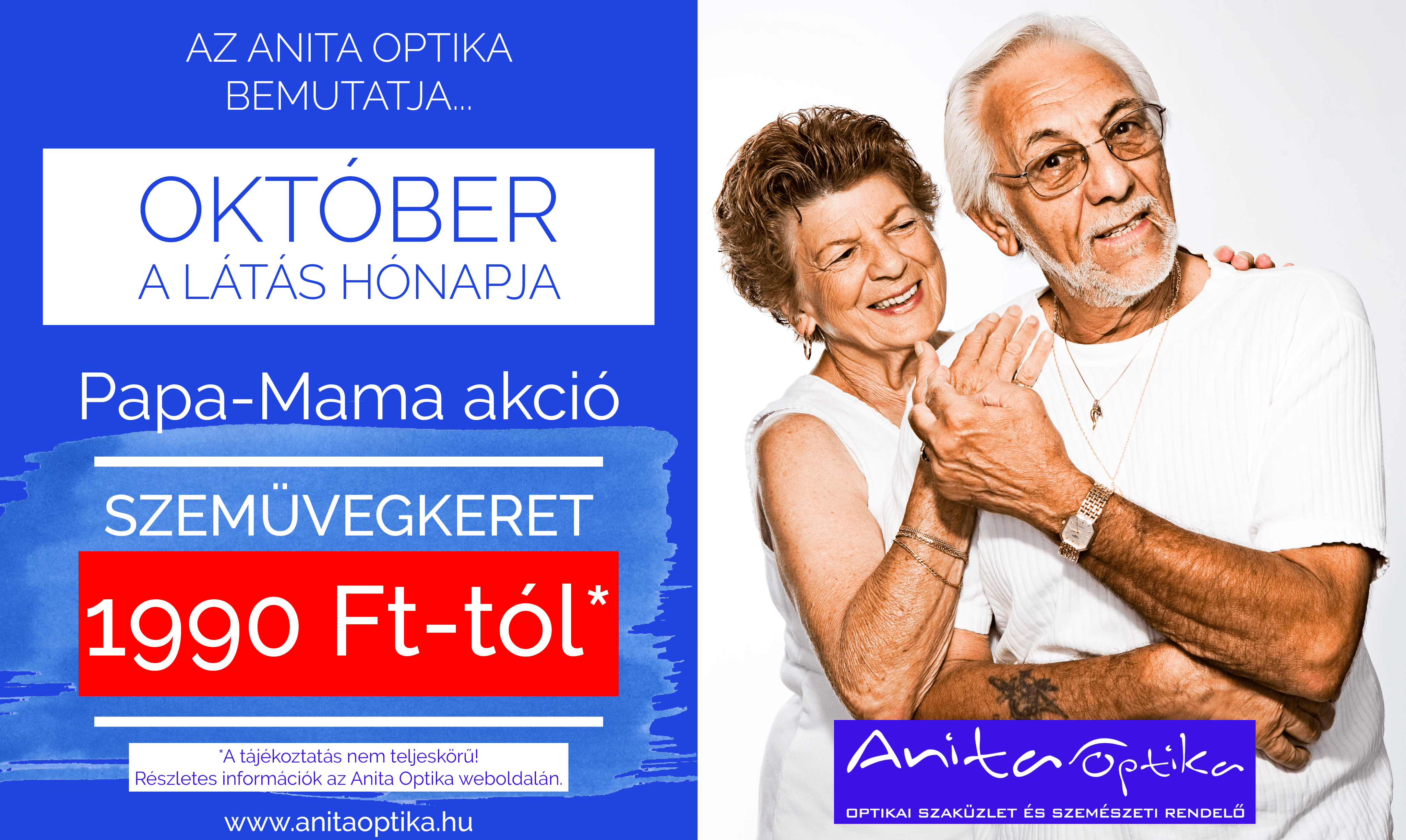 LÁTÁS HÓNAPJA 2018 - Anita Optika b9803c3934